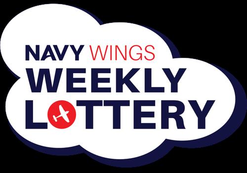 Navy Wings Weekly Lottery